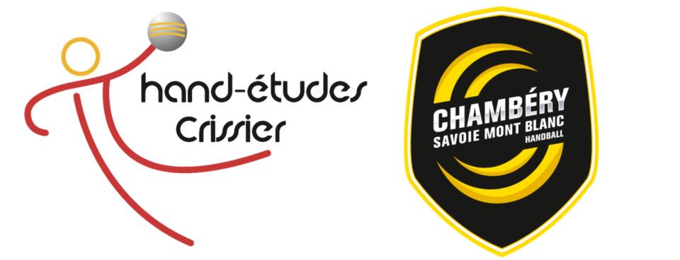Rencontre avec le centre de formation de Chambéry Savoie Handball
